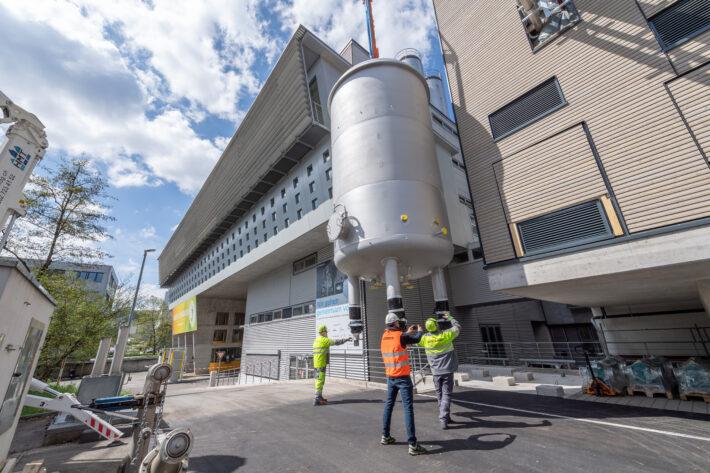 Reaktor Fundament